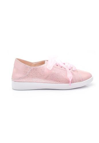 Elisa Litz pink Miles Sneakers (Pink) AD92ESHAA8B540GS_1