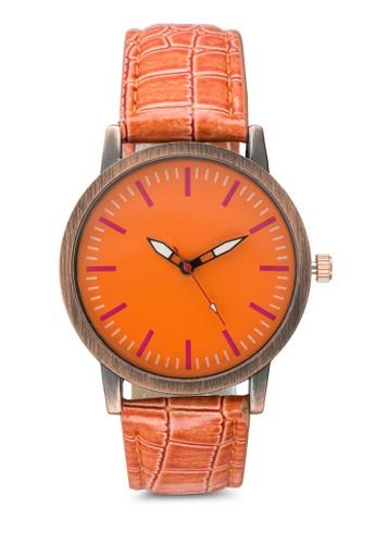 三指針鱷魚圓錶, 錶類, 其esprit 見工它錶帶