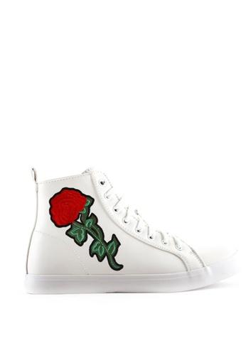 World Balance white Serafina L Sneakers DB9AFSHC7AEBA9GS_1