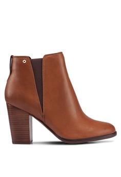 46446e96a762 ALDO brown Pessa Boots A1316SH409EA1FGS 1