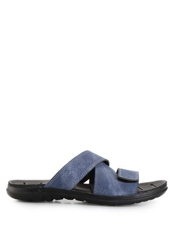 Dr. Kevin blue Sandals & Flip Flops Sandals 17200 Denim DR982SH97MIGID_1