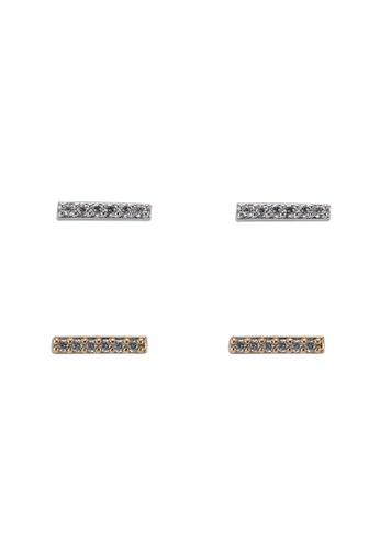 ALDO multi Wilajar Pierced Earrings B4964AC66D35DBGS_1