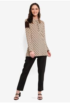 1c9773b802495f Zariya Long Sleeve Muslimah Top RM 89.00. Sizes 36 38 40 42 44