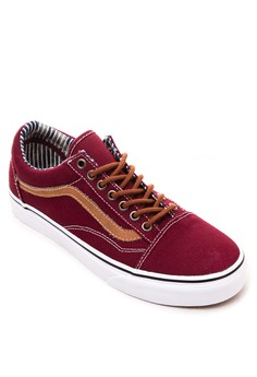 Old Skool (C&L) Lace-up Sneakers