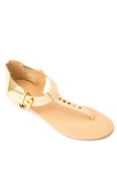 Gaile Flat Sandals