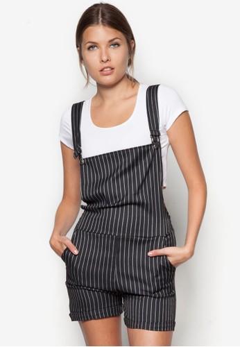 條紋吊帶esprit home 台灣短褲, 服飾, 服飾