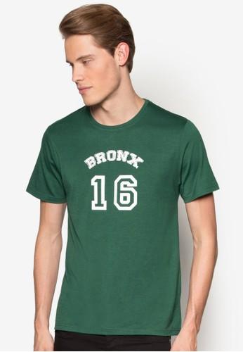 NYesprit旗艦店 數字設計TEE, 服飾, T恤