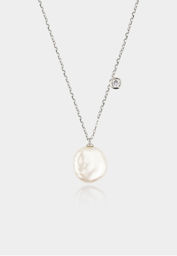 monojewelry KICIA PEARL NECKLACE 945CEAC374FD49GS_1