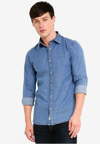 ccd2f168bf Buy Jack   Jones Luis Denim Shirt