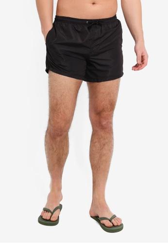 Brave Soul 黑色 泳褲 FE097AA249DB7CGS_1