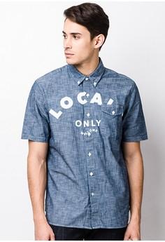Short Sleeve Bart Shirt