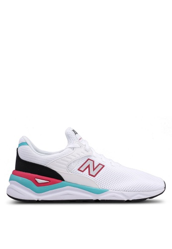 New Balance white X90 Lifestyle Modern Essential Shoes A6386SH8548151GS_1