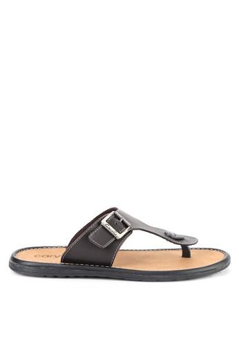 CARVIL brown Carvil Sandal Amaro-01M 37AA1SH5707CFDGS_1