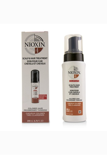 Nioxin NIOXIN - Diameter System 4 Scalp & Hair Treatment (Colored Hair, Progressed Thinning, Color Safe) 200ml/6.76oz CA5EABE4CCFEC5GS_1