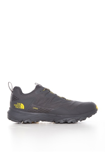 The North Face grey The North Face M Ultra Fastpack Iii Gtx Dark Shadow Gry/Acid Yllw 7A61BSHED5724CGS_1