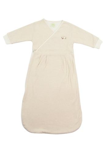 Bebeganic green 100% Natural Cotton Sleeping Bag 3C0A7KC82BA9F6GS_1
