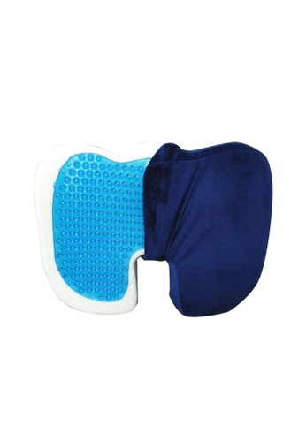 MEDPRO MEDPRO™ Memory Foam Seat Cushion with Cooling Gel 317B1ES14797B6GS_1
