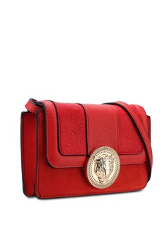 fabe6aa02 36% OFF River Island Lions Head Mini Crossbody Bag RM 135.00 NOW RM 86.32  Sizes One Size