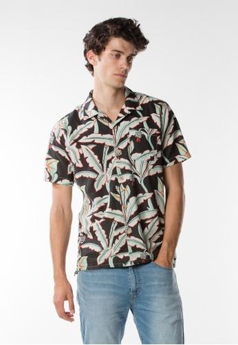 Levi's multi Levi's Short Sleeve Hawaiian Shirt D5F03AABEE9B03GS_1