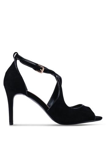 Dorothy Perkins black Wide Black Mf Brea Heels 591D4SHC36F30DGS_1