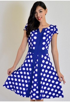 AW Dotted dress
