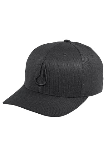 4660701fd98 Nixon Mens Deep Down Ff Athletic Fit Hat Top Christmas gifts 2018