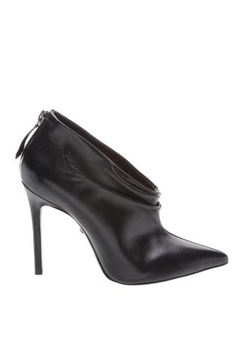 SCHUTZ black SCHUTZ Ankle Boot Leather Black - PIA (BLACK) 0FB98SH0BCF85DGS_1
