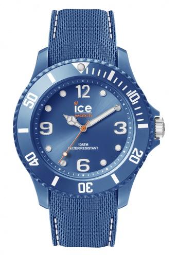 Ice-Watch blue ICE sixty nine - Blue jean - Large IC770AC2V3REHK_1