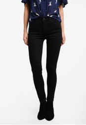 Mango black Soho Skinny Jeans MA193AA0RXRGMY_1