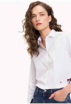 878076e7e0e634 Buy Tommy Hilfiger Tops For Women Online on ZALORA Singapore