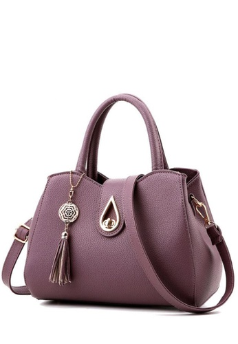 TCWK purple Ladies Handbag TC258AC0RFP1MY_1