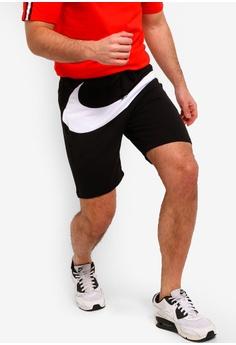 b2f6dfa2bde Nike black As Men's Nsw Hbr Ft Stmt Shorts A2E18AAFF71D08GS_1