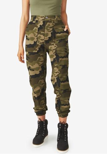 Supre green Jordan Combat Pants EDAC0AAE93AE27GS_1