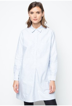Eula Oxford Dress