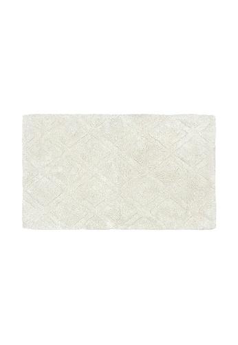 Charles Millen SET OF 2 CHARLES MILLEN Suite Collection OI-2712 (S) Trellis Tufted Mat ( 40 x 60 CM )/360g. 16EC4HL794F654GS_1