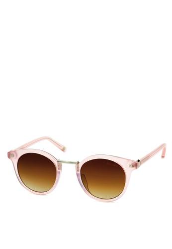 HEX EYEWEAR pink Politician - Henry S. - Sunglasses - Italy Design HE671AC2V1L7HK_1