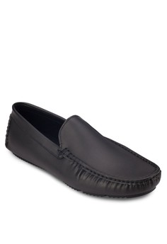 Casual Faux Leather Loafers