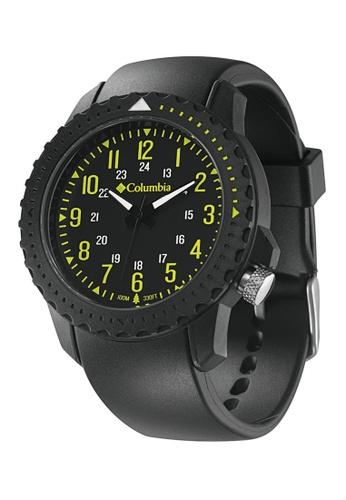 Columbia black Urbaneer III COCA020-052 Watch CO139AC63IDSSG_1