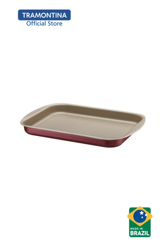 Tramontina Tramontina Non-stick Baking Tray/ Oblong Pan/ Roasting Pan 28cm Rectangular 322CAHL804E181GS_1