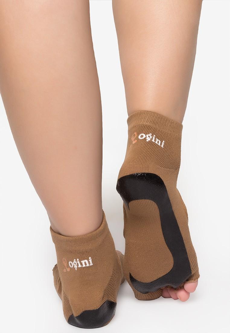 3in 1 5-Finger Open Toe Yoga Socks