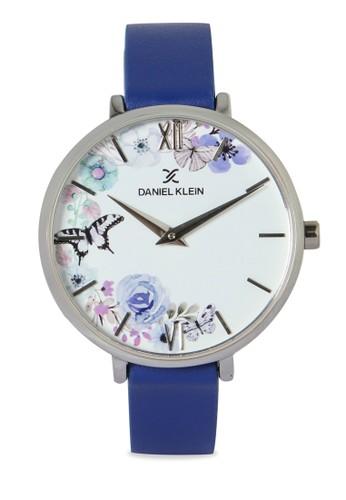 Daniel Klein blue Jam Tangan Wanita DK11815-1 Genuine Leather 4C7F9AC353C334GS_1