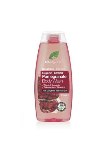 Holland & Barrett Dr Organic Pomegranate Body Wash 250ml 5E567ESCE9F644GS_1