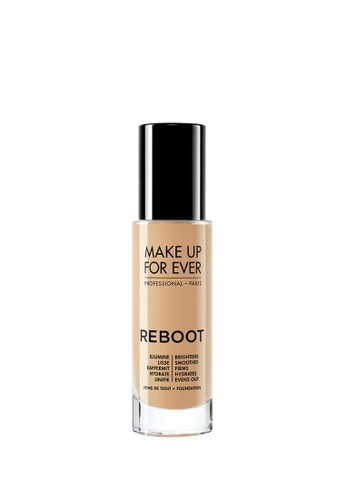 MAKE UP FOR EVER beige #Y305 REBOOT ACTIVE CARE-IN-FOUNDATION 30ML 972ADBE0CAAD79GS_1