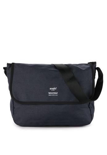 Anello blue Mini Messager Bag 6C9EDAC57C6C48GS_1