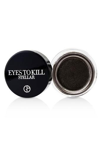 Giorgio Armani GIORGIO ARMANI - Eyes To Kill Stellar Bouncy High Pigment Eye Color - # 3 Eclipse 4g/0.14oz 0DD22BEFC0788DGS_1