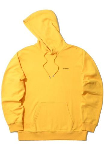 Fivecm yellow Logo hoodie 9EBB0AACDE6AAAGS_1