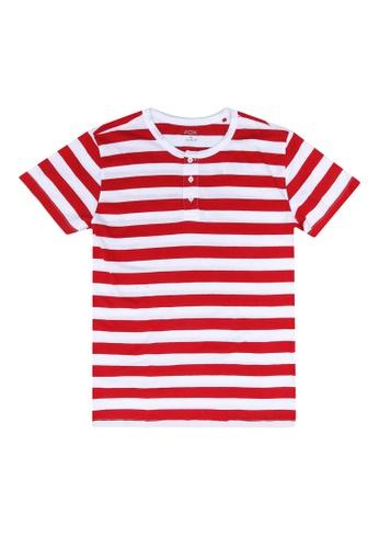 FOX Kids & Baby red Kids Boy Short Sleeve Tee 3A76FKA22A0F4EGS_1