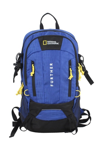 National Geographic blue National Geographic Destination Backpack 6F85BAC2E7DB1DGS_1