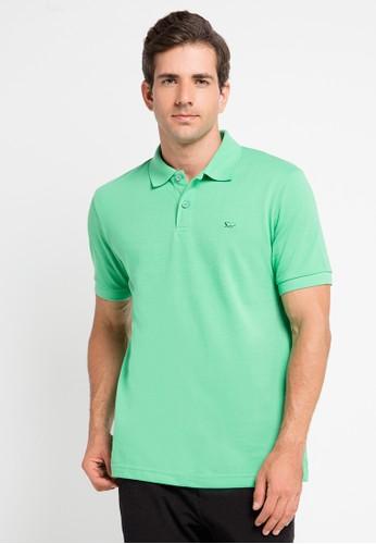 WALRUS green Polo Shirts WA705AA0UTGAID_1