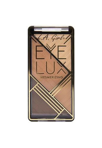 L.A Girl brown LA Girl Eyelux Mesmerizing Eyeshadow Optimize 98575BEE6DACD1GS_1